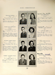 Page 12, 1947 Edition, Southington High School - Chronicle Yearbook (Southington, CT) online yearbook collection