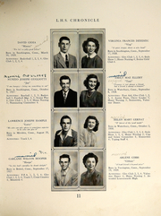 Page 13, 1947 Edition, Southington High School - Chronicle Yearbook (Southington, CT) online yearbook collection