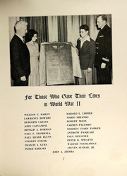Page 9, 1947 Edition, Southington High School - Chronicle Yearbook (Southington, CT) online yearbook collection