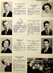 Page 16, 1952 Edition, Southington High School - Chronicle Yearbook (Southington, CT) online yearbook collection