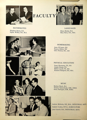 Page 10, 1953 Edition, Southington High School - Chronicle Yearbook (Southington, CT) online yearbook collection