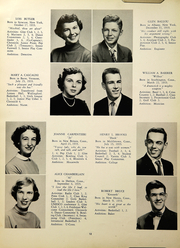 Page 14, 1953 Edition, Southington High School - Chronicle Yearbook (Southington, CT) online yearbook collection