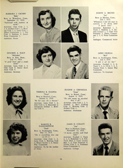 Page 15, 1953 Edition, Southington High School - Chronicle Yearbook (Southington, CT) online yearbook collection