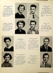 Page 16, 1953 Edition, Southington High School - Chronicle Yearbook (Southington, CT) online yearbook collection