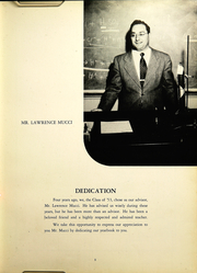 Page 5, 1953 Edition, Southington High School - Chronicle Yearbook (Southington, CT) online yearbook collection