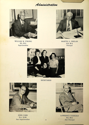 Page 10, 1954 Edition, Southington High School - Chronicle Yearbook (Southington, CT) online yearbook collection