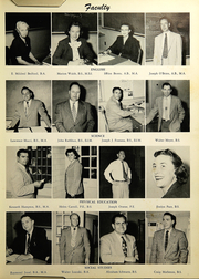 Page 11, 1954 Edition, Southington High School - Chronicle Yearbook (Southington, CT) online yearbook collection