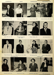 Page 12, 1954 Edition, Southington High School - Chronicle Yearbook (Southington, CT) online yearbook collection