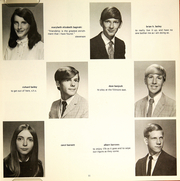 Page 15, 1970 Edition, Southington High School - Chronicle Yearbook (Southington, CT) online yearbook collection