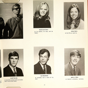 Page 17, 1970 Edition, Southington High School - Chronicle Yearbook (Southington, CT) online yearbook collection