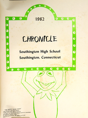 Page 5, 1982 Edition, Southington High School - Chronicle Yearbook (Southington, CT) online yearbook collection