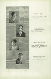 Page 12, 1927 Edition, East Hartford High School - Janus Yearbook (East Hartford, CT) online yearbook collection