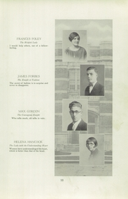 Page 13, 1927 Edition, East Hartford High School - Janus Yearbook (East Hartford, CT) online yearbook collection