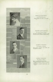Page 14, 1927 Edition, East Hartford High School - Janus Yearbook (East Hartford, CT) online yearbook collection