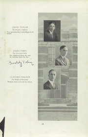 Page 15, 1927 Edition, East Hartford High School - Janus Yearbook (East Hartford, CT) online yearbook collection