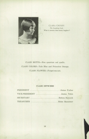 Page 16, 1927 Edition, East Hartford High School - Janus Yearbook (East Hartford, CT) online yearbook collection
