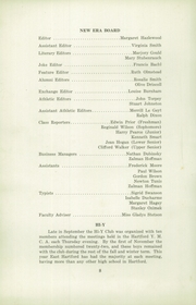 Page 8, 1927 Edition, East Hartford High School - Janus Yearbook (East Hartford, CT) online yearbook collection