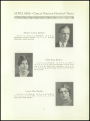 Page 11, 1930 Edition, East Hartford High School - Janus Yearbook (East Hartford, CT) online yearbook collection