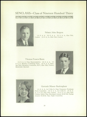 Page 12, 1930 Edition, East Hartford High School - Janus Yearbook (East Hartford, CT) online yearbook collection