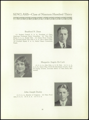 Page 15, 1930 Edition, East Hartford High School - Janus Yearbook (East Hartford, CT) online yearbook collection