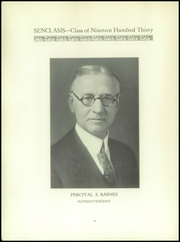 Page 6, 1930 Edition, East Hartford High School - Janus Yearbook (East Hartford, CT) online yearbook collection