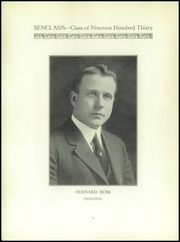 Page 8, 1930 Edition, East Hartford High School - Janus Yearbook (East Hartford, CT) online yearbook collection