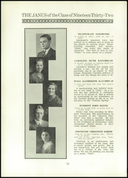 Page 14, 1932 Edition, East Hartford High School - Janus Yearbook (East Hartford, CT) online yearbook collection
