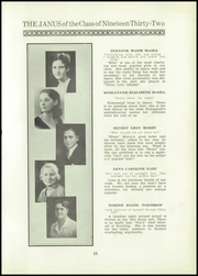 Page 15, 1932 Edition, East Hartford High School - Janus Yearbook (East Hartford, CT) online yearbook collection