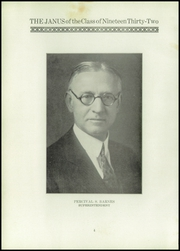 Page 6, 1932 Edition, East Hartford High School - Janus Yearbook (East Hartford, CT) online yearbook collection