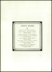 Page 8, 1932 Edition, East Hartford High School - Janus Yearbook (East Hartford, CT) online yearbook collection