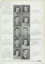Page 15, 1944 Edition, East Hartford High School - Janus Yearbook (East Hartford, CT) online yearbook collection