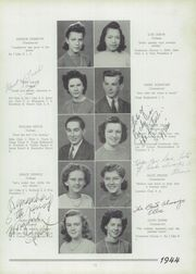 Page 17, 1944 Edition, East Hartford High School - Janus Yearbook (East Hartford, CT) online yearbook collection