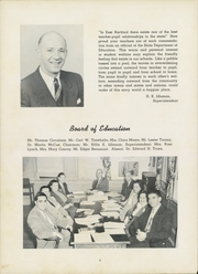 Page 10, 1948 Edition, East Hartford High School - Janus Yearbook (East Hartford, CT) online yearbook collection