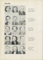 Page 12, 1948 Edition, East Hartford High School - Janus Yearbook (East Hartford, CT) online yearbook collection