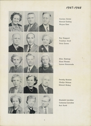 Page 13, 1948 Edition, East Hartford High School - Janus Yearbook (East Hartford, CT) online yearbook collection