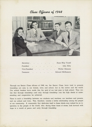 Page 16, 1948 Edition, East Hartford High School - Janus Yearbook (East Hartford, CT) online yearbook collection