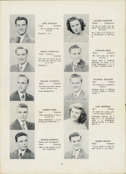 Page 17, 1948 Edition, East Hartford High School - Janus Yearbook (East Hartford, CT) online yearbook collection
