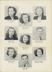 Page 9, 1948 Edition, East Hartford High School - Janus Yearbook (East Hartford, CT) online yearbook collection