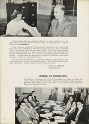 Page 10, 1949 Edition, East Hartford High School - Janus Yearbook (East Hartford, CT) online yearbook collection