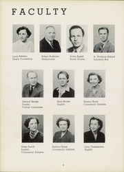 Page 12, 1949 Edition, East Hartford High School - Janus Yearbook (East Hartford, CT) online yearbook collection