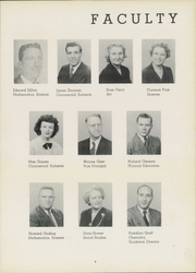 Page 13, 1949 Edition, East Hartford High School - Janus Yearbook (East Hartford, CT) online yearbook collection