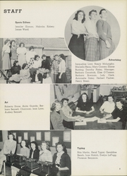 Page 9, 1949 Edition, East Hartford High School - Janus Yearbook (East Hartford, CT) online yearbook collection