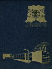 Page 1, 1957 Edition, East Hartford High School - Janus Yearbook (East Hartford, CT) online yearbook collection
