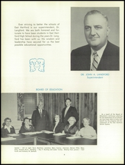 Page 10, 1957 Edition, East Hartford High School - Janus Yearbook (East Hartford, CT) online yearbook collection