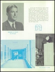 Page 11, 1957 Edition, East Hartford High School - Janus Yearbook (East Hartford, CT) online yearbook collection