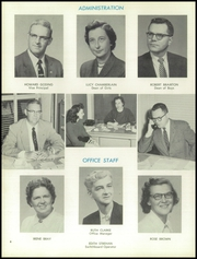 Page 12, 1957 Edition, East Hartford High School - Janus Yearbook (East Hartford, CT) online yearbook collection