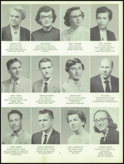 Page 15, 1957 Edition, East Hartford High School - Janus Yearbook (East Hartford, CT) online yearbook collection