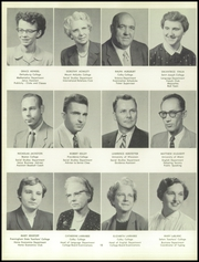 Page 16, 1957 Edition, East Hartford High School - Janus Yearbook (East Hartford, CT) online yearbook collection