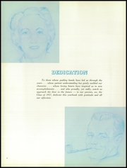 Page 8, 1957 Edition, East Hartford High School - Janus Yearbook (East Hartford, CT) online yearbook collection