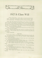 Page 93, 1927 Edition, Hartford Public High School - Yearbook (Hartford, CT) online yearbook collection